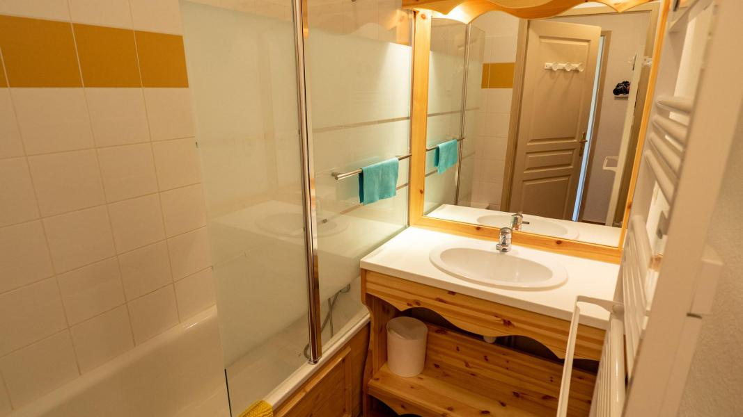 Vacances en montagne Appartement 2 pièces 4 personnes (302) - Chalet de Florence - Valfréjus - Salle de bains
