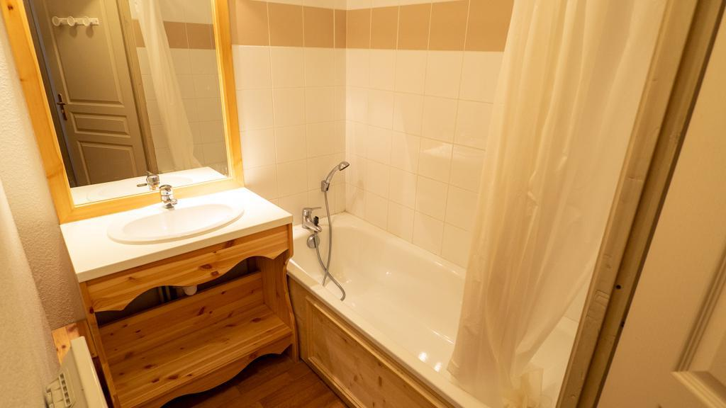 Vacances en montagne Appartement 2 pièces 4 personnes (42) - Chalet de Florence - Valfréjus - Salle de bains