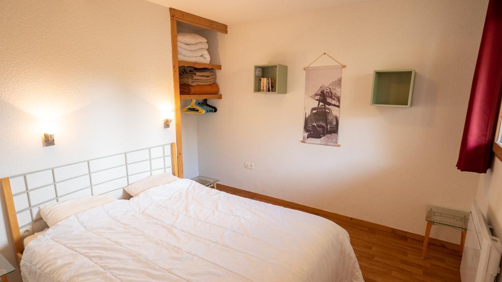 Vacances en montagne Appartement 2 pièces 4 personnes (équipé PMR) (17) - Chalet de Florence - Valfréjus - Kitchenette