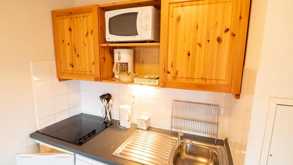 Vacances en montagne Appartement 2 pièces 4 personnes (équipé PMR) (17) - Chalet de Florence - Valfréjus - Lit double