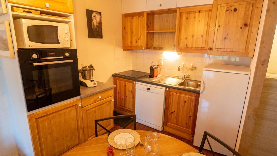 Vacances en montagne Appartement 2 pièces 5 personnes (206) - Chalet de Florence - Valfréjus - Logement
