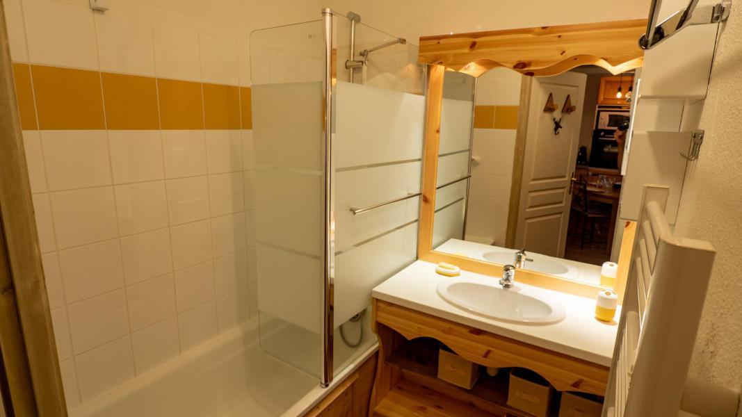 Vacances en montagne Appartement 2 pièces 5 personnes (206) - Chalet de Florence - Valfréjus - Salle de bains