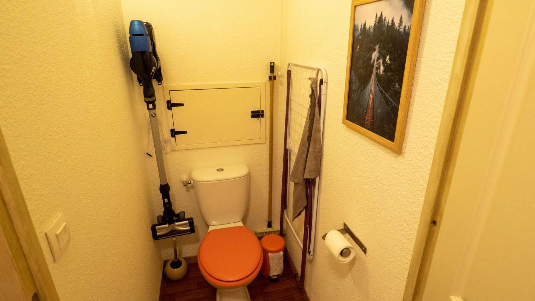 Vacances en montagne Appartement 2 pièces 5 personnes (206) - Chalet de Florence - Valfréjus - Wc