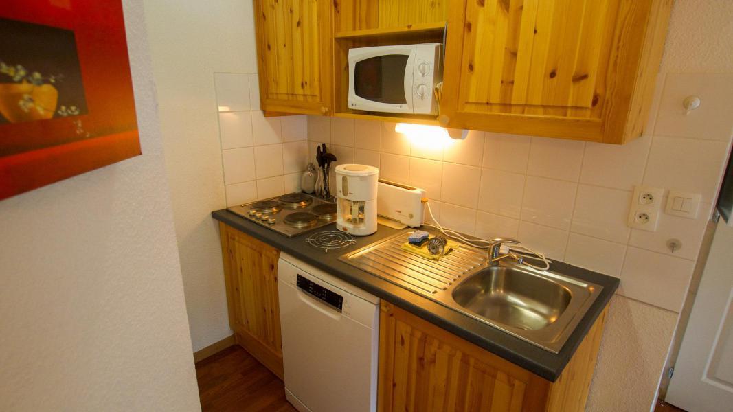 Vacances en montagne Appartement 2 pièces cabine 4 personnes (105) - Chalet de Florence - Valfréjus - Kitchenette