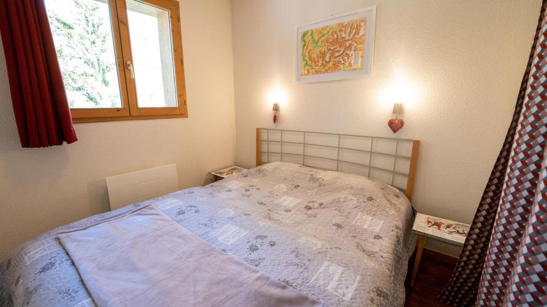 Vacances en montagne Appartement 2 pièces cabine 4 personnes (105) - Chalet de Florence - Valfréjus - Lit double