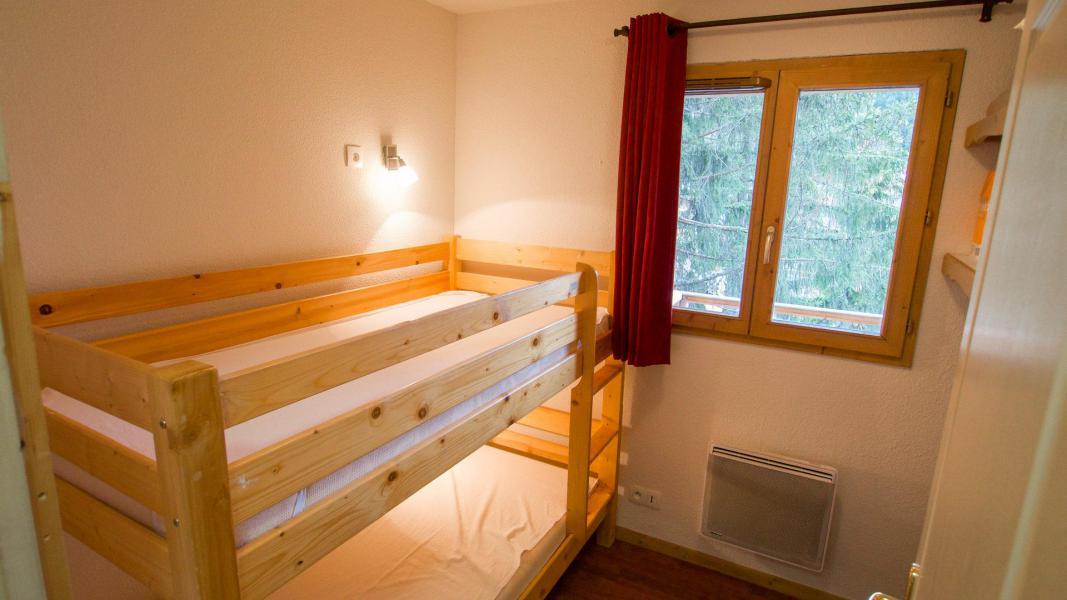 Vacances en montagne Appartement 2 pièces cabine 4 personnes (105) - Chalet de Florence - Valfréjus - Lits superposés