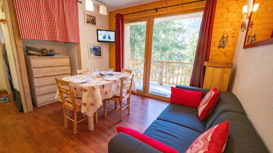 Vacances en montagne Appartement 2 pièces cabine 4 personnes (105) - Chalet de Florence - Valfréjus - Séjour