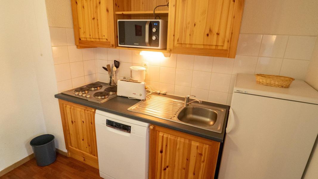Vacances en montagne Appartement 2 pièces cabine 6 personnes (207) - Chalet de Florence - Valfréjus - Kitchenette