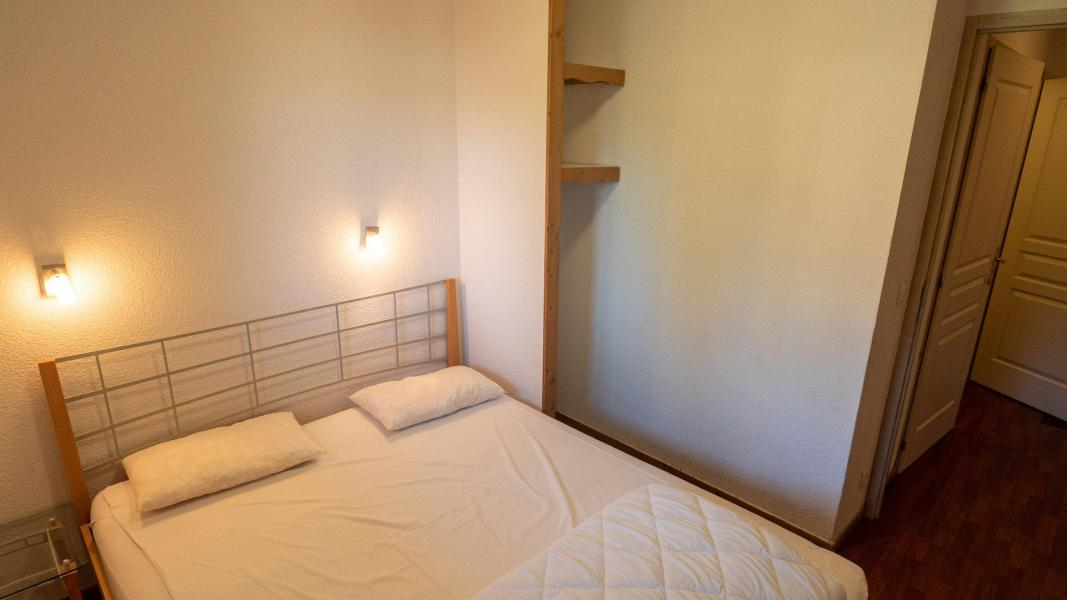 Vacances en montagne Appartement 2 pièces cabine 6 personnes (207) - Chalet de Florence - Valfréjus - Lit double