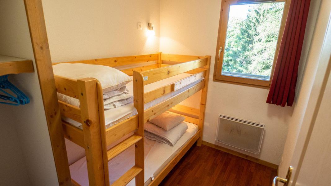 Vacances en montagne Appartement 2 pièces cabine 6 personnes (207) - Chalet de Florence - Valfréjus - Lits superposés