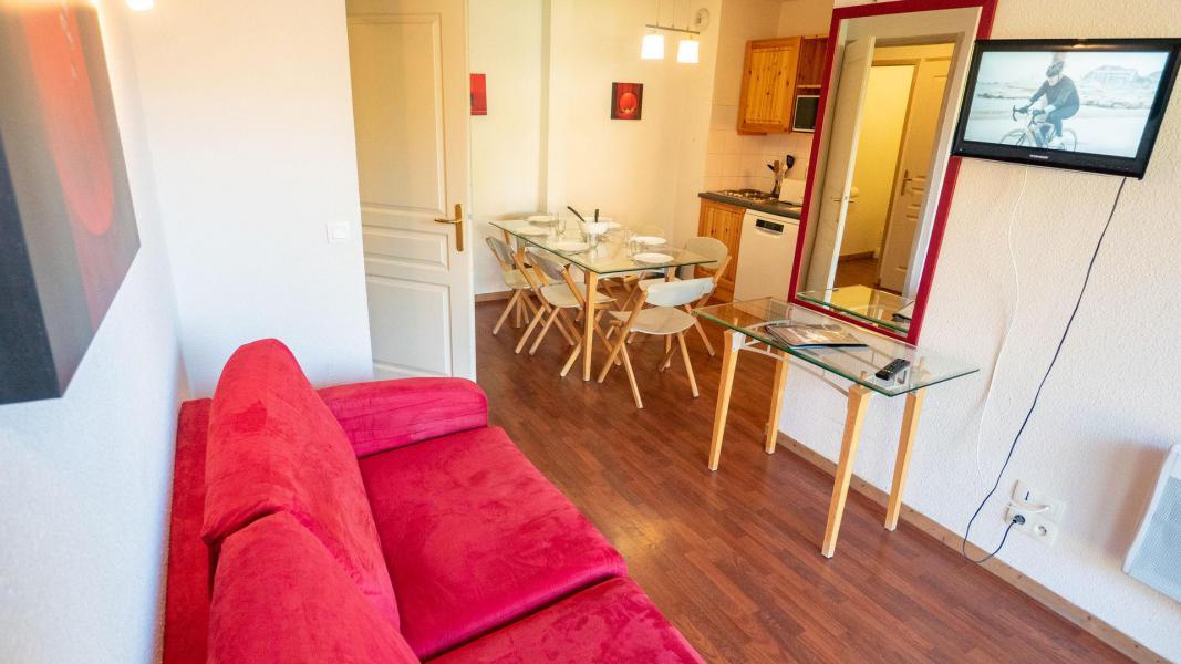 Vacances en montagne Appartement 2 pièces cabine 6 personnes (207) - Chalet de Florence - Valfréjus - Séjour