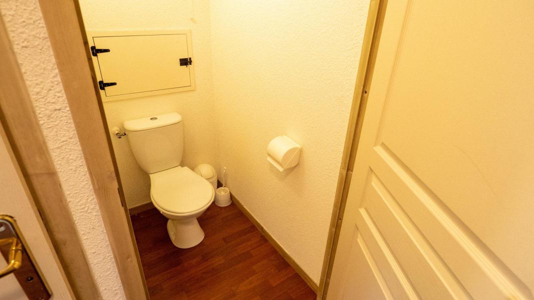 Vacances en montagne Appartement 2 pièces cabine 6 personnes (207) - Chalet de Florence - Valfréjus - Wc