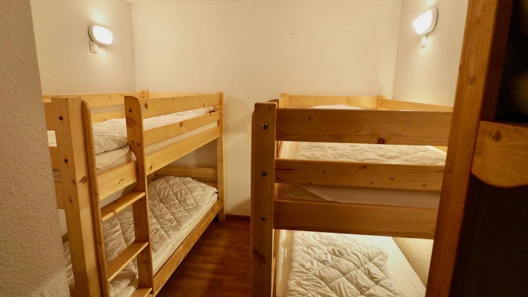 Vacances en montagne Appartement 2 pièces cabine 8 personnes (205) - Chalet de Florence - Valfréjus - Lits superposés