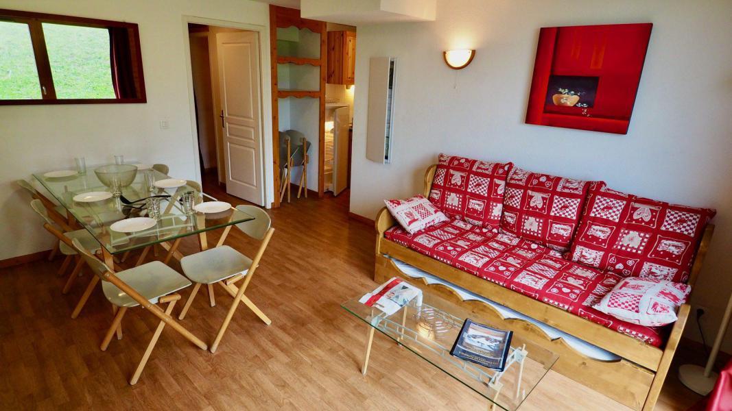 Vacances en montagne Appartement 2 pièces cabine 8 personnes (205) - Chalet de Florence - Valfréjus - Séjour
