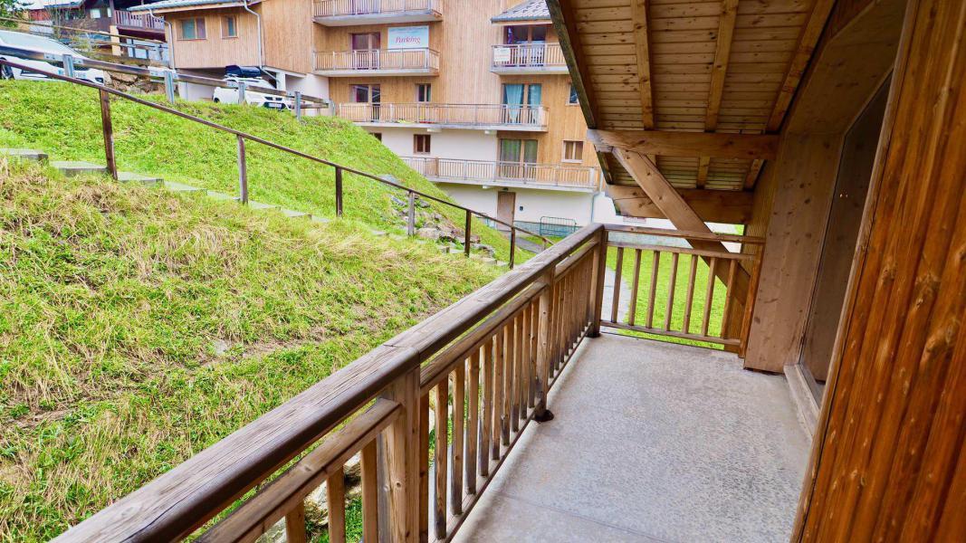 Vacances en montagne Appartement 3 pièces 8 personnes (403) - Chalet de Florence - Valfréjus - Balcon
