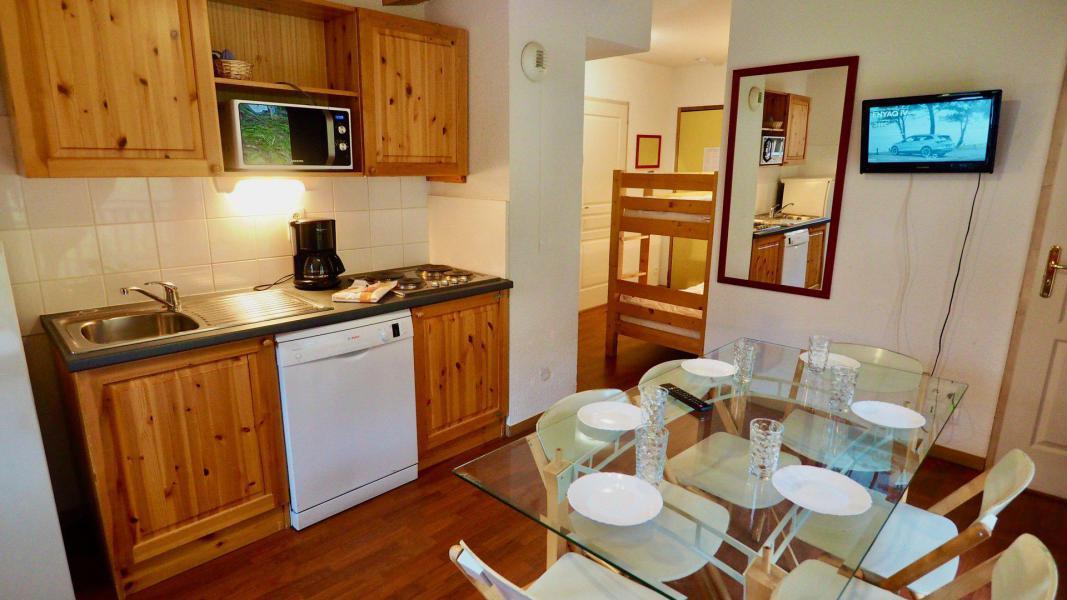 Vacances en montagne Appartement 3 pièces 8 personnes (403) - Chalet de Florence - Valfréjus - Kitchenette