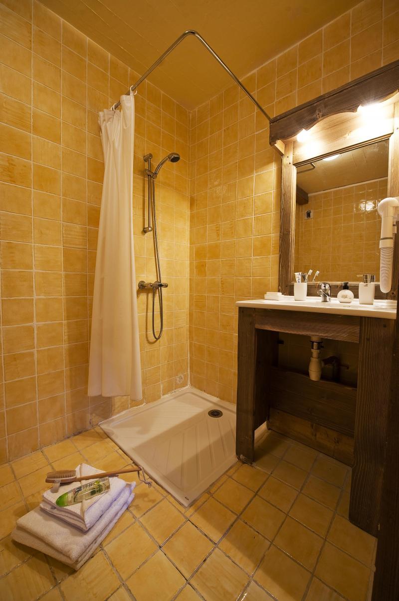 Urlaub in den Bergen Chalet de l'Ours - Les Arcs - Waschräume