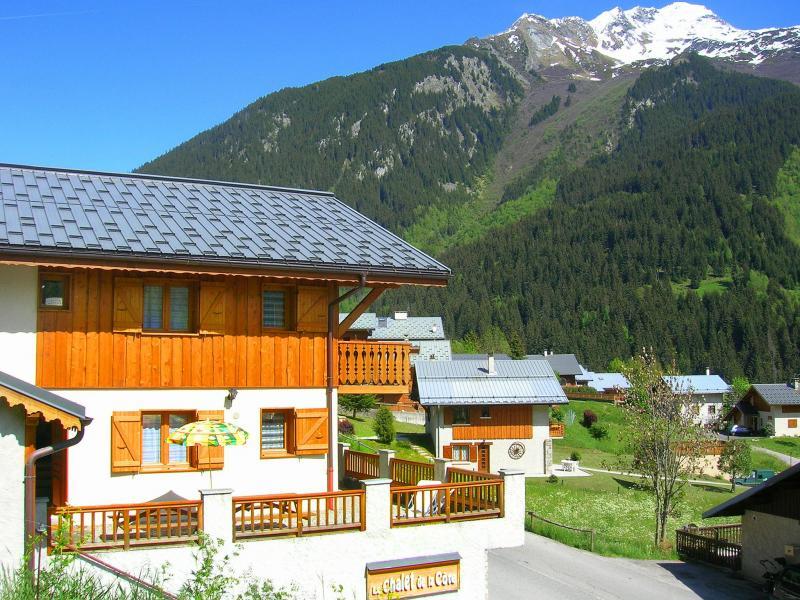 Location au ski Chalet de la Côte - Champagny-en-Vanoise - Extérieur été