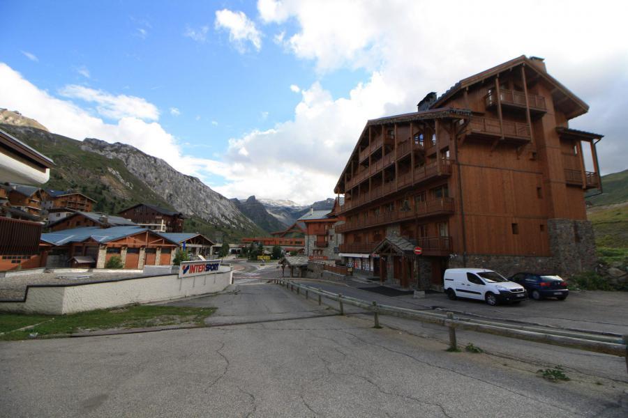 Wakacje w górach Apartament 2 pokojowy z alkową 6 osób (CL) - Chalet de la Tour - Tignes - Na zewnątrz latem