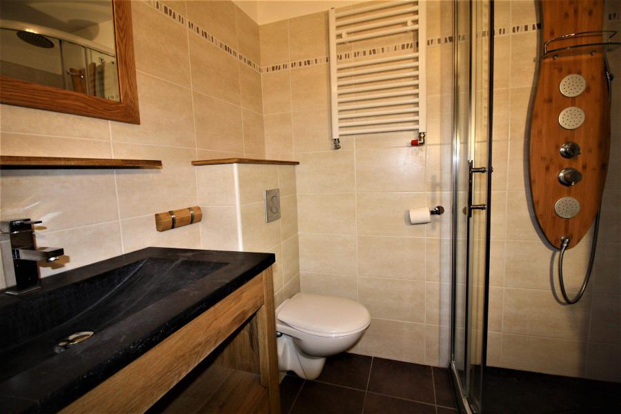 Wakacje w górach Apartament 2 pokojowy z alkową 6 osób (CL) - Chalet de la Tour - Tignes