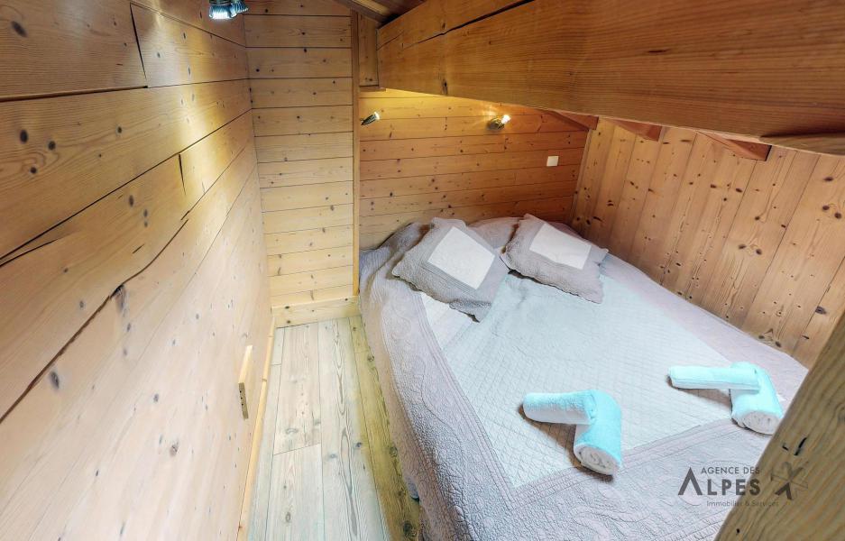 Vacances en montagne Chalet 10 pièces 18 personnes (LET) - Chalet de la Villette - Saint Martin de Belleville - Casier à skis