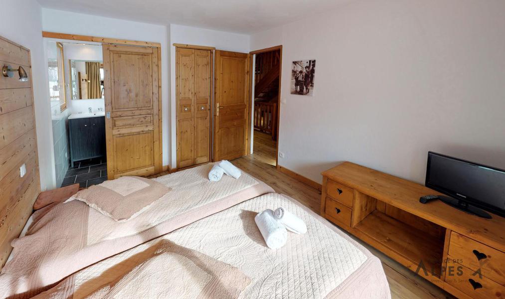 Vacances en montagne Chalet 10 pièces 18 personnes (LET) - Chalet de la Villette - Saint Martin de Belleville - Sauna