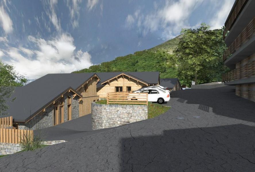 Chalet Chalet de Louis - Alpe d'Huez - Noordelijke Alpen
