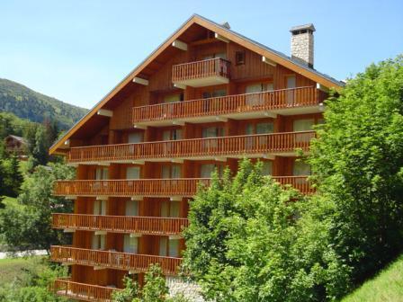 Holiday in mountain resort Chalet de Méribel - Méribel - Summer outside