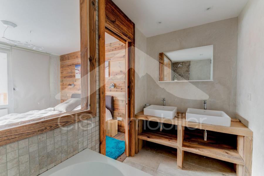Holiday in mountain resort 6 room apartment 10 people (10) - Chalet de Méribel - Méribel