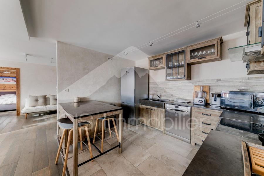 Holiday in mountain resort 6 room apartment 10 people (10) - Chalet de Méribel - Méribel - Accommodation