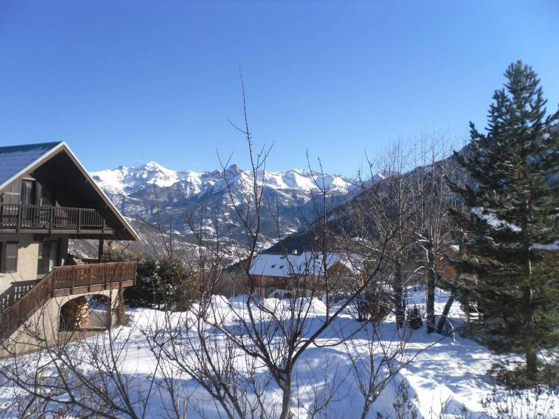 Vacances en montagne Chalet 5 pièces 8 personnes (PSV010-001) - Chalet de montagne - Puy-Saint-Vincent
