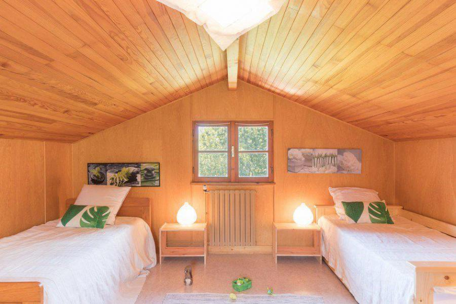 Vacances en montagne Chalet 5 pièces 8 personnes (PSV010-001) - Chalet de montagne - Puy-Saint-Vincent - Chambre