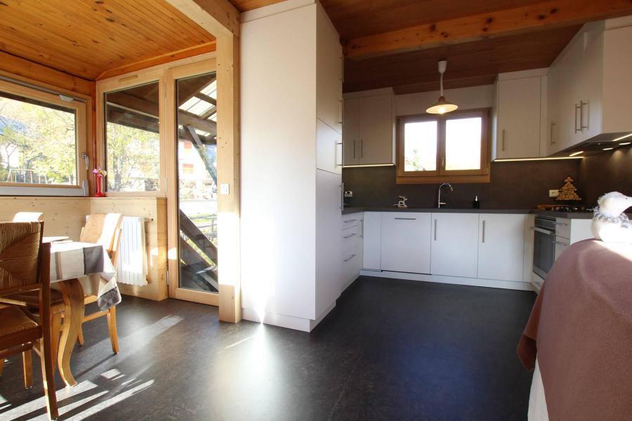 Vacances en montagne Chalet 5 pièces 8 personnes (PSV010-001) - Chalet de montagne - Puy-Saint-Vincent - Kitchenette