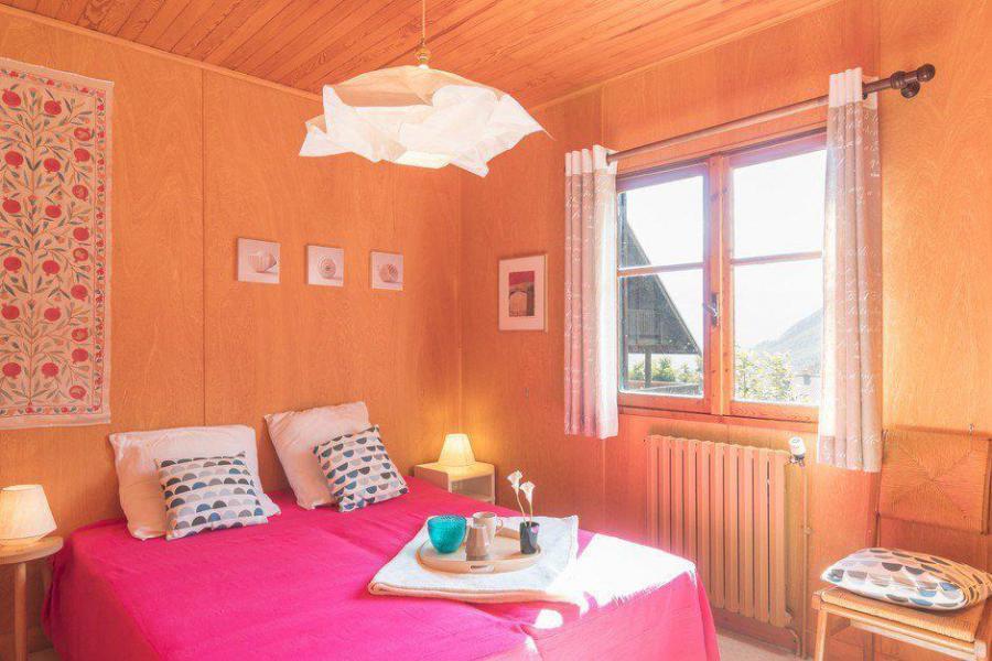 Vacances en montagne Chalet 5 pièces 8 personnes (PSV010-001) - Chalet de montagne - Puy-Saint-Vincent - Lit simple