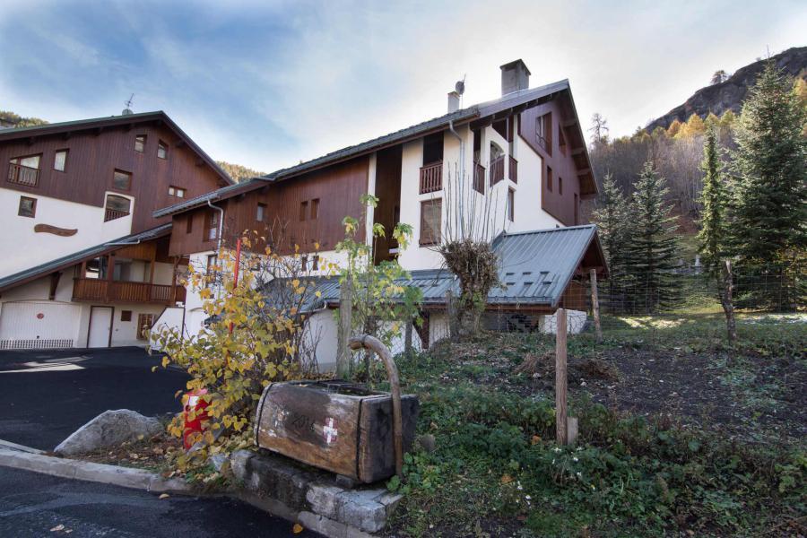 Wakacje w górach Chalet de Tigny Clématite - Valloire