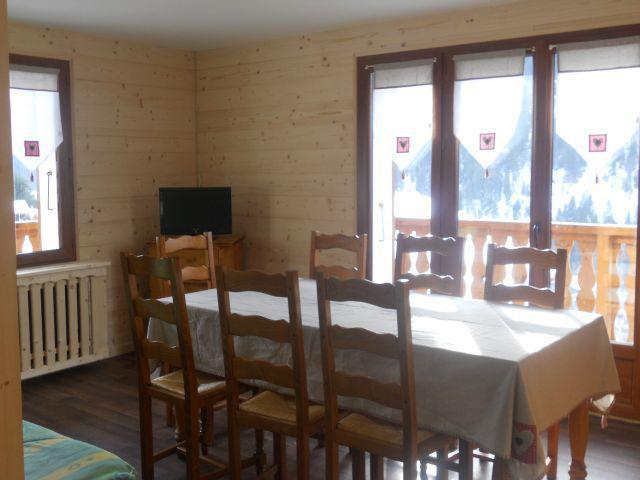 Vacaciones en montaña Apartamento 4 piezas para 8 personas (1) - Chalet Defavia - Châtel
