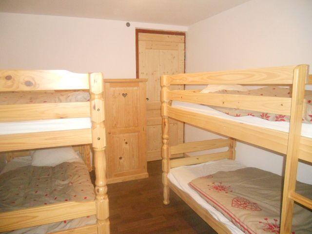 Vacaciones en montaña Apartamento 4 piezas para 8 personas (1) - Chalet Defavia - Châtel - Camas literas