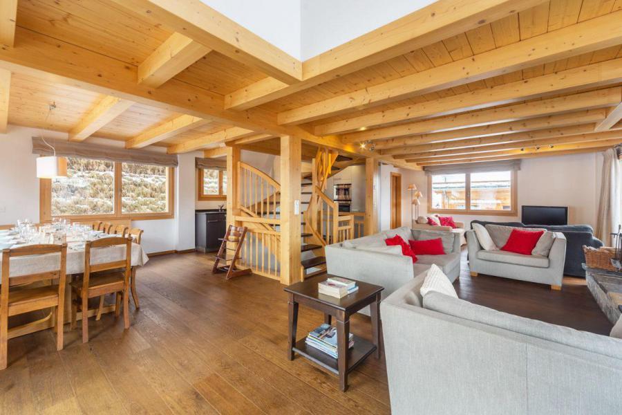 Vacances en montagne Chalet Dent Blanche - Thyon - Logement