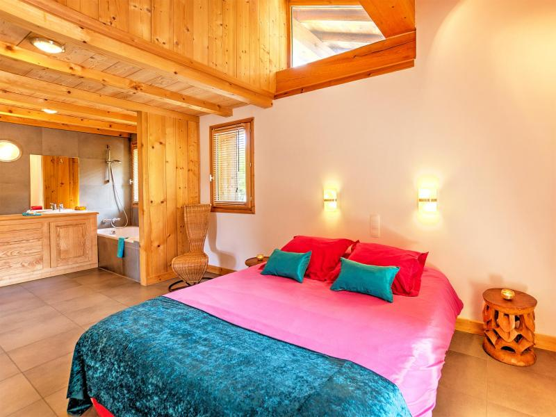 Vacaciones en montaña Chalet des Arcs CED01 - Les Arcs - Cama doble