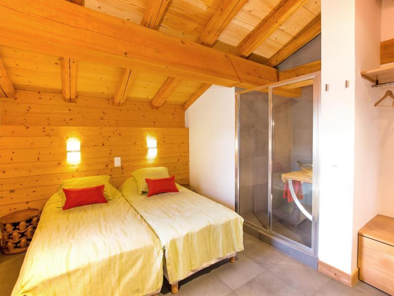 Vacaciones en montaña Chalet des Arcs CED01 - Les Arcs - Camas twin