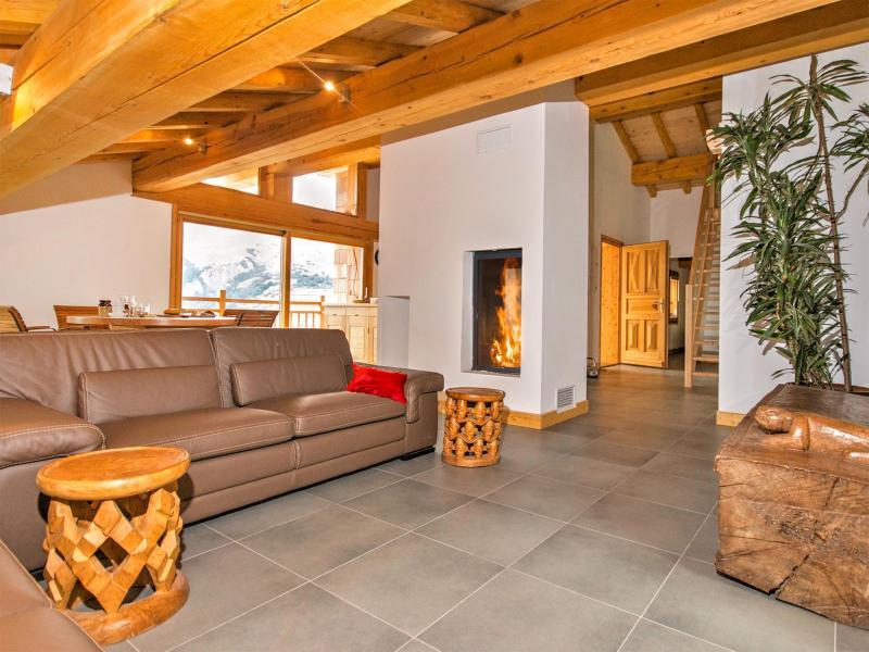 Wakacje w górach Chalet des Arcs CED01 - Les Arcs - Pokój gościnny