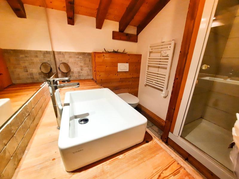 Vacanze in montagna Chalet su 2 piani 5 stanze per 12 persone - Chalet des Encombres - Saint Martin de Belleville - Camera