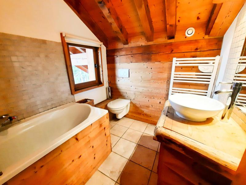 Vacanze in montagna Chalet su 2 piani 5 stanze per 12 persone - Chalet des Encombres - Saint Martin de Belleville - Scale