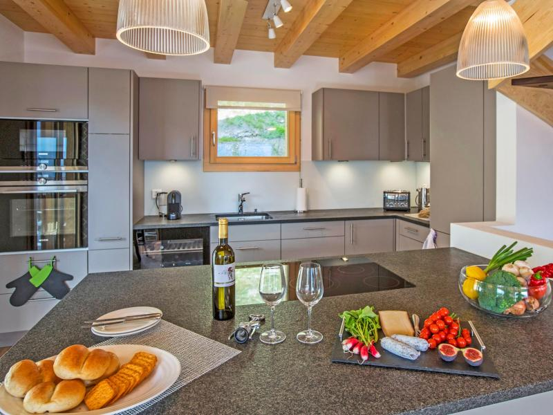Vacanze in montagna Chalet des Etoiles - Thyon - Cucina