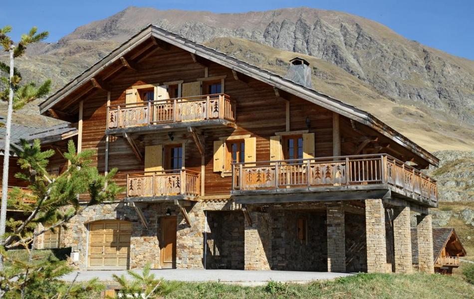 Chalet Chalet des Neiges - Alpe d'Huez - Noordelijke Alpen