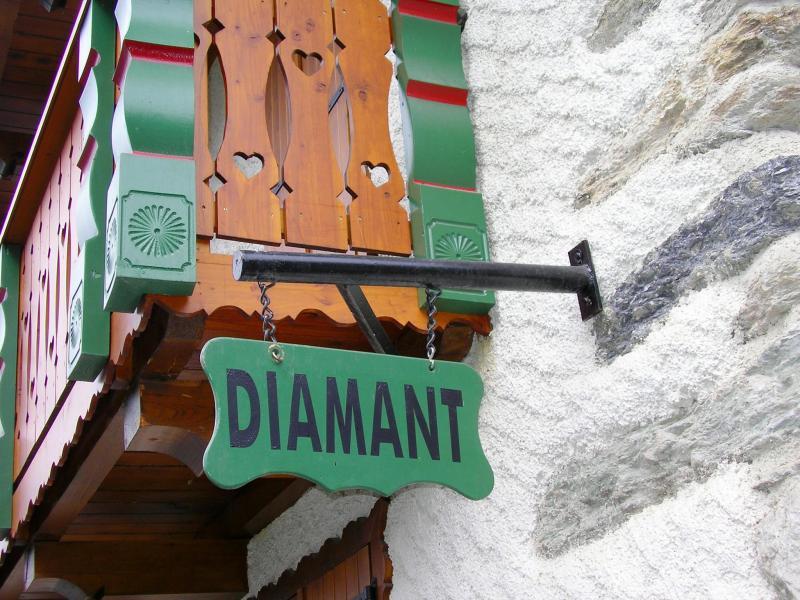 Vacances en montagne Chalet Diamant - Champagny-en-Vanoise - Extérieur été