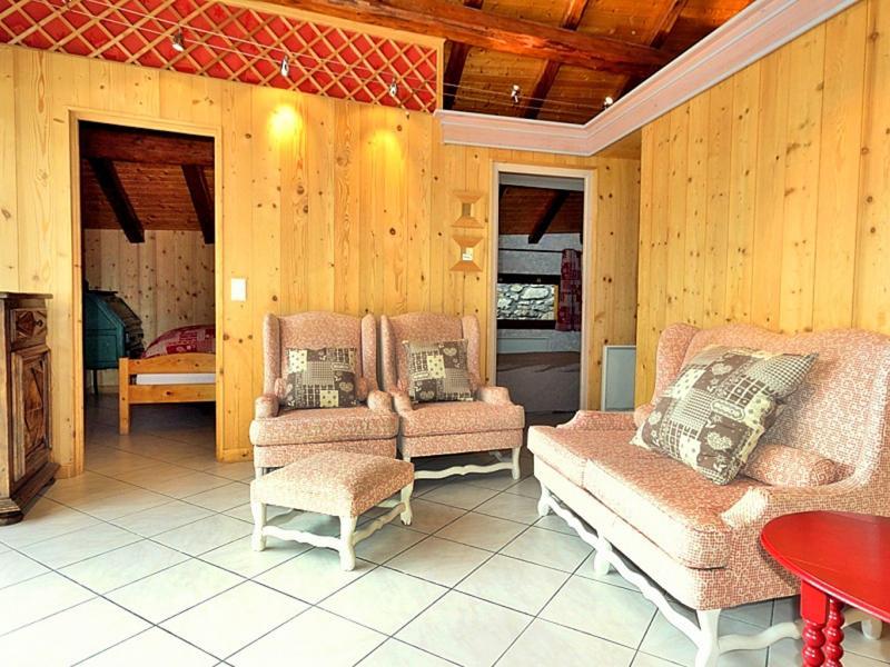Vacances en montagne Chalet Diamant - Champagny-en-Vanoise - Canapé