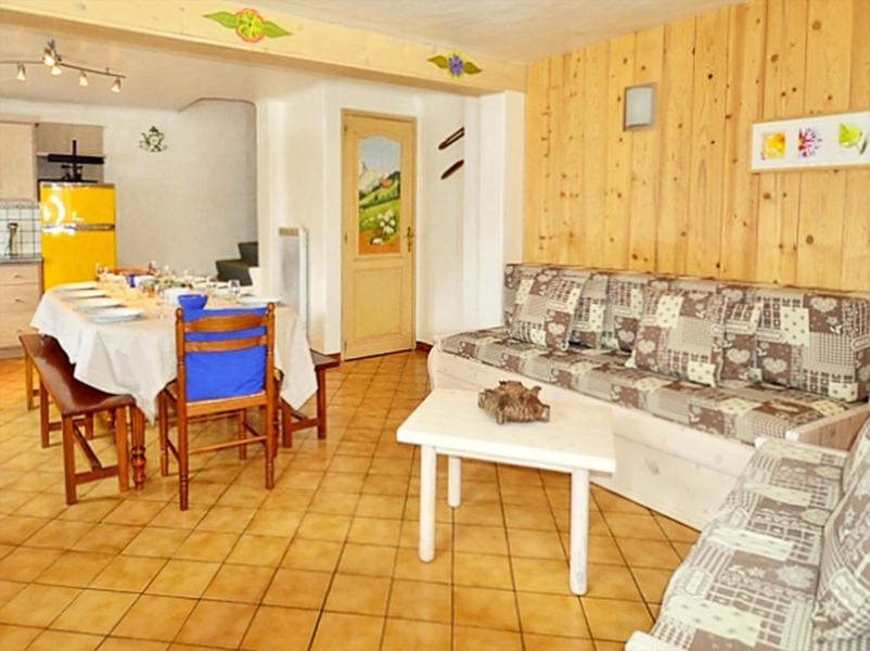 Vacances en montagne Chalet Diamant - Champagny-en-Vanoise - Salle à manger
