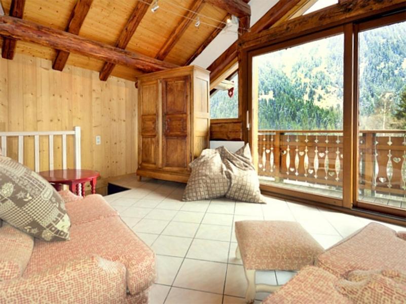 Vacances en montagne Chalet Diamant - Champagny-en-Vanoise - Séjour