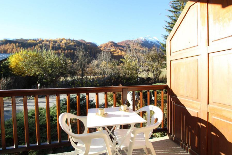 Vacances en montagne Studio coin montagne 4 personnes (13) - Chalet du Bialley - Pelvoux